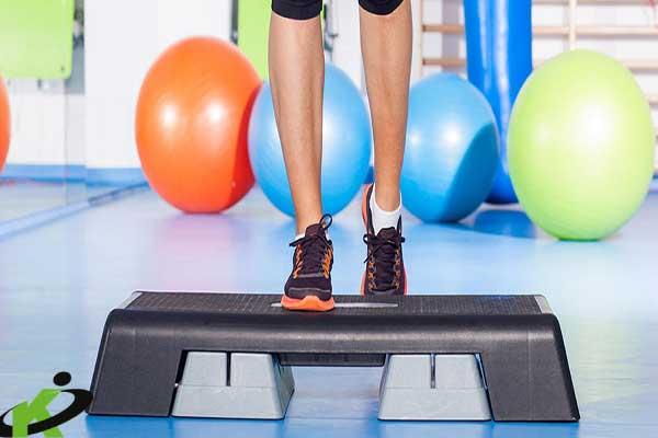 تخته استپ ورزشی