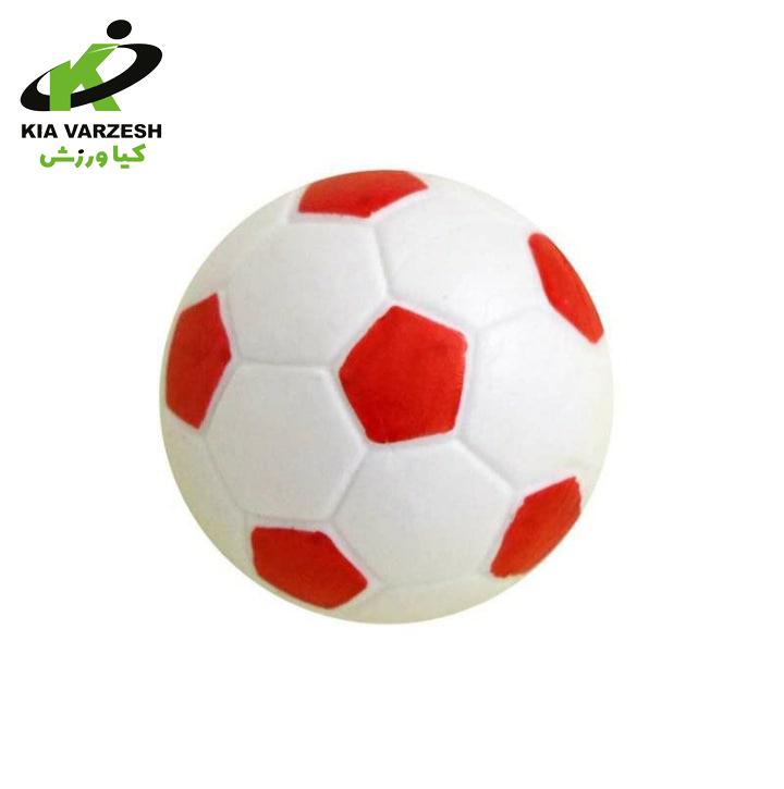 توپ فوتبال دستی کاپیتان طرح چهل تکه