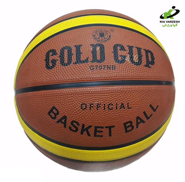 توپ بسکتبال گلدن کاپ آفیسکال
