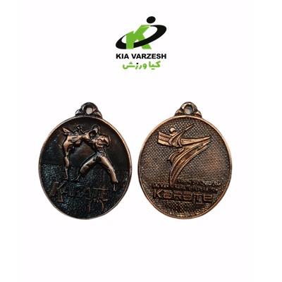 مدال کاراته